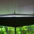 12000 Lumen über Würfelaquarium 1