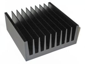 strangkühlkörper aluminium