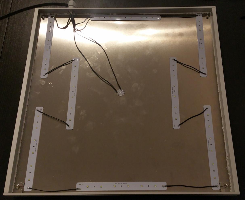 LED-Module fertig verkabelt 1